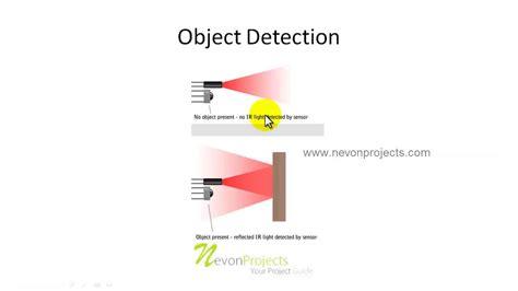 how does infrared light work ir sensor working tutorial
