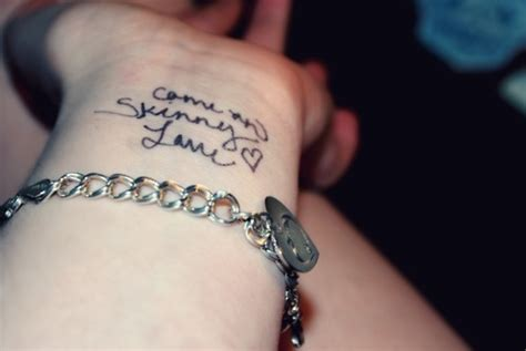 skinny tattoo bon iver omggg morri image