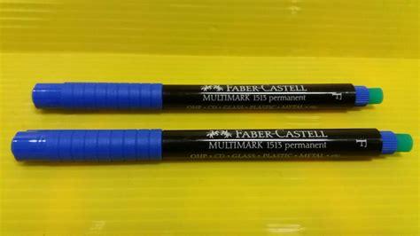 Edjoys Spidol Faber Castell 10 jual multimark permanent marker faber castell f