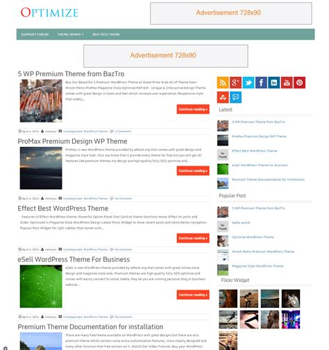 theme wordpress optimizer optimize wp theme wordpress theme store insertcart
