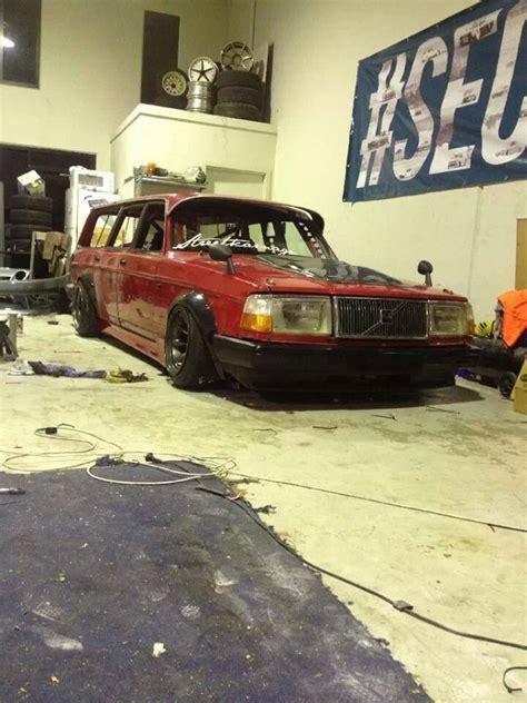 drift wagen volvo 740 drift wagon