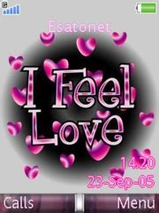 love themes sony ericsson download feel love sony ericsson theme mobile toones