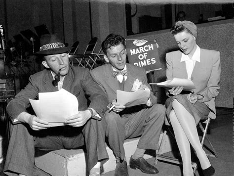 bing crosby or frank sinatra awesome people reading