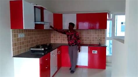kitchen interiors photos ramya modular kitchen interiors mr kannan mahindra