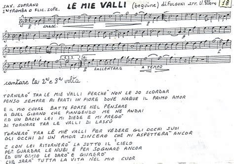 testo gigugin spartiti musicali testi di canzoni repertorio