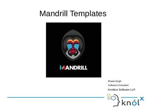 Mandrill Templates Mandrill Email Templates