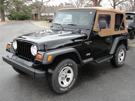 1997 Jeep Parts Jeep Wrangler Sport Gilbert Jeeps And 4 215 4 S