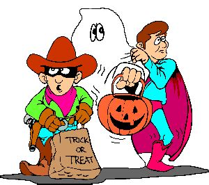 Trick Or Treat Graphic 15 graphics clipart animations