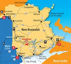 plan fredericton tourism