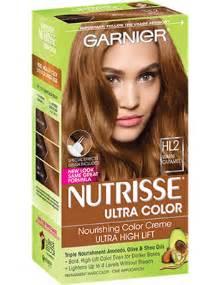 caramel hair color dye nourishing color creme hl2 warm caramel hair color garnier