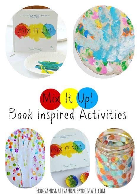 Mix It Up mix it up book inspired fingerprint fspdt