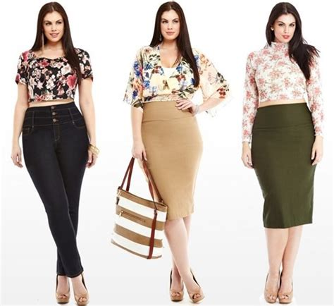 popular clothing styles for 2014 plus size fashion trends for spring summer