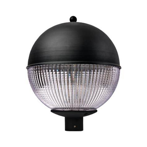 best light led post top light buckingham 30w gemma lighting amenity