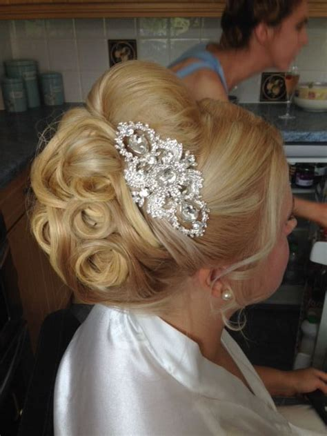 Wedding Hair And Makeup Dudley by La Belles Professional Hair Service Wedding Hair And
