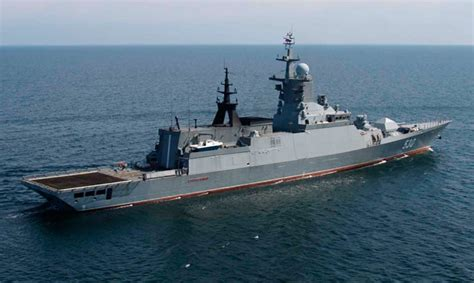 russian corvettes russian firm designs new warship to replace sanctions