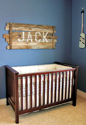 boat names with blue in them nautical nursery ideas featuring diy crafts projects