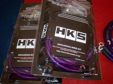 Kabel Grounding Hks Merahbiruungu baru kabel grounding wire hks