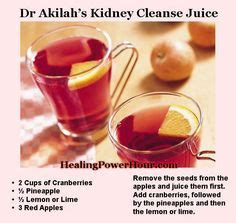 Detox Odor Cranberry Juice by 1000 Images About Kidney Cleanse On Kidney