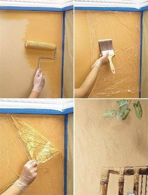 17 best ideas about paint techniques wall on
