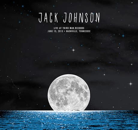 jack johnson  record  album   man records