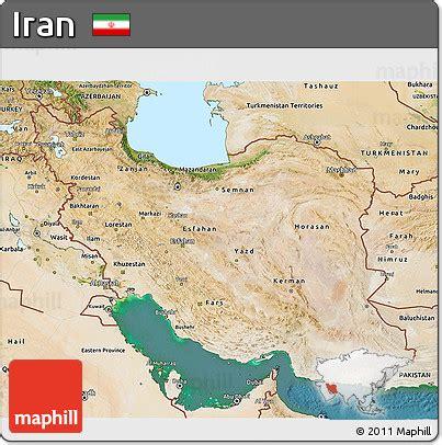 satellite map of iran free satellite 3d map of iran