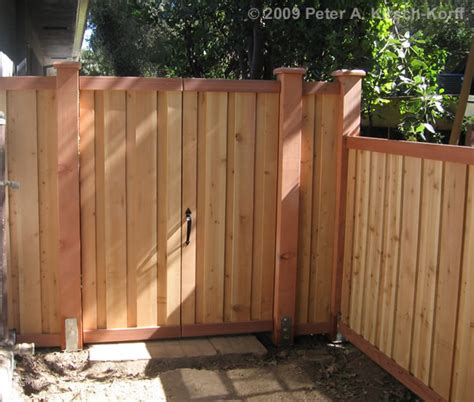 fence gates wooden fence gate doors