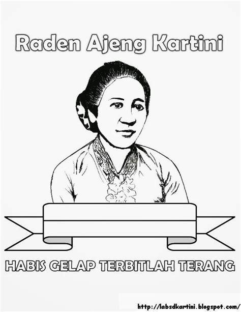 mewarnai gambar pahlawan indonesia jongose