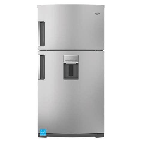 best door refrigerator maker whirlpool wrt771reym 21 2 cuft top freezer refrigerator