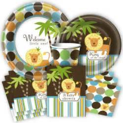 Jungle baby shower favors for a boy jungle theme baby shower ideas