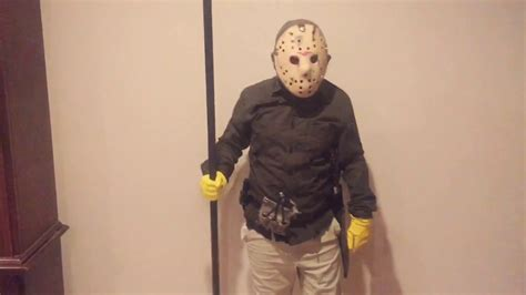 jason part  costume youtube