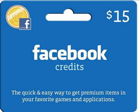 How To Give A Gift Card On Facebook - facebook credits gift cards available in gamestop radio shack and safeway