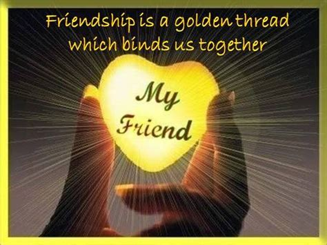 thoughts for friends a touching thought for a true friend free friends forever
