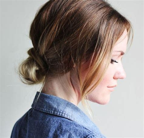 medium hairstyles buns 35 easy updos you ll love to try easy updo ideas