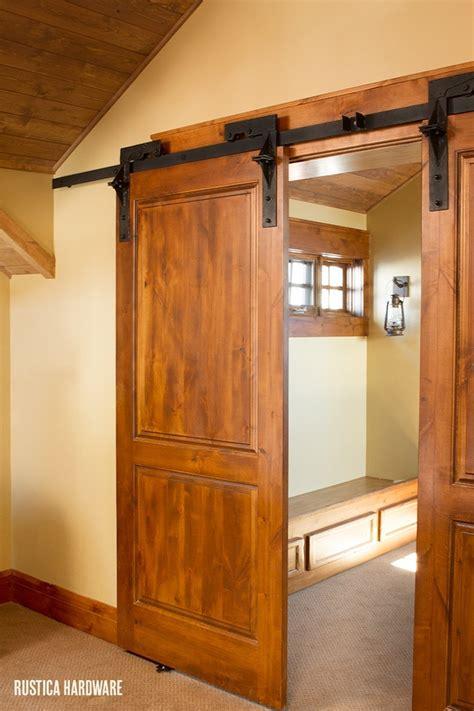 20 Best Images About Barn Doors On Pinterest Sliding Barn Door Look