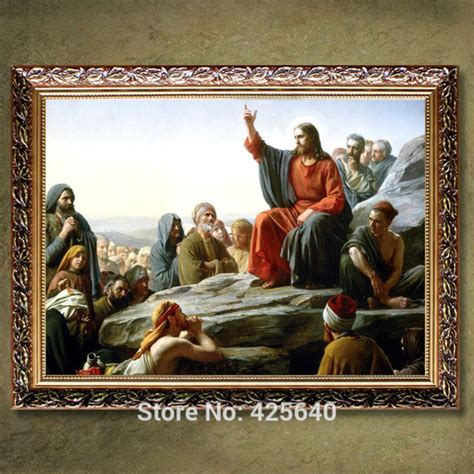ᐃhome decor jesus painting ộ ộ jesus jesus save