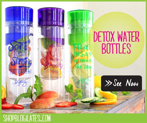Blogilates Detox Smoothie by Fffc May 2015 Drink H20 Challenge Femme Fitale Fit Club