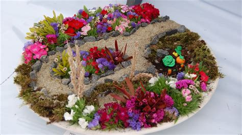 Garden With Plates News In Pictures Guernsey At The West Show