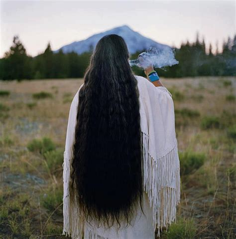 photos of long native american hair white wolf elders talk about the significance of long