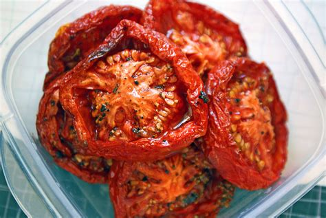slow roasted tomatoes recipe dishmaps