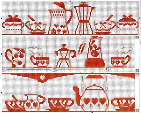 disegni a punto croce per cucina bordo cucina 5 schema punto croce gratuito da stare