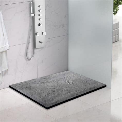 piatti doccia pietra oltre 25 fantastiche idee su doccia in pietra su