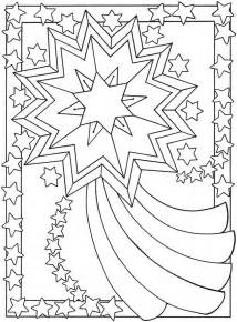 shooting star coloring pages az coloring pages