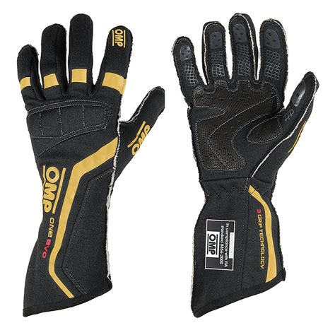 ib 754 omp one evo fireproof gloves for professional