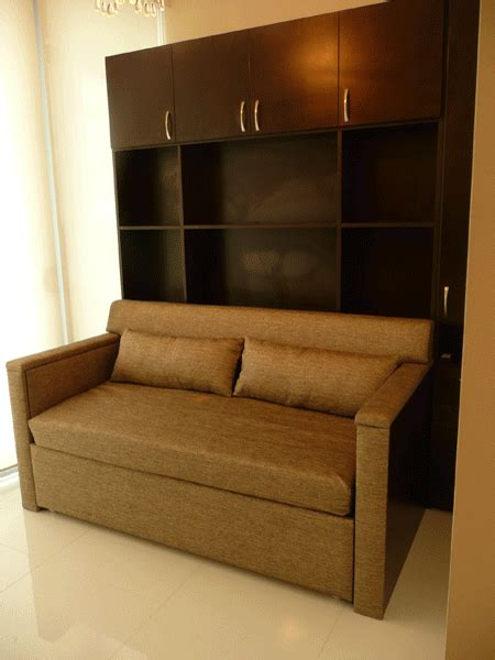 murphy bed sofa zoom room murphy beds murphy bed sofa in miami condo
