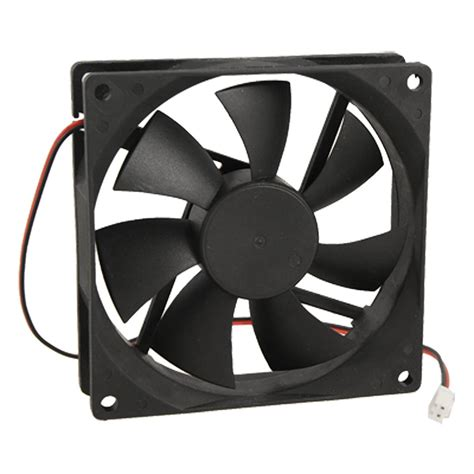 Kipas Casing Cpu 90mm x 25mm dc 12v 2pin cooling fan for computer cpu