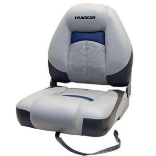 tracker fishing boat seats tracker m2519ab off white red folding boat fishing seat
