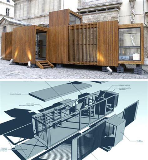 shipping container homes floor plans modern modular home stylish modern shipping container sized prefab home