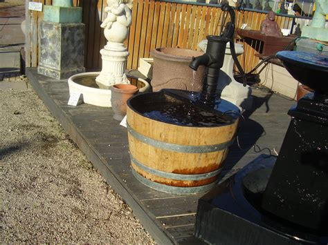 village pump fountain