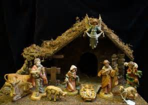 christmas crib decoration ideas images
