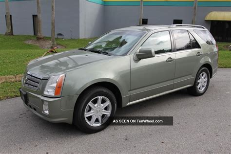 download car manuals 2006 cadillac srx spare parts catalogs 2004 cadillac srx service manual